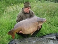 The lady 61lb 08oz