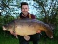 Warrior 40lb 6oz